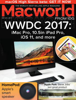 Macworld UK July 2017