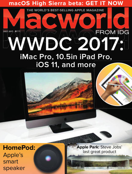 Macworld UK June 23, 2017 00:00