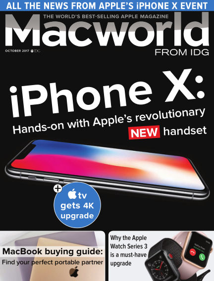 Macworld UK September 22, 2017 00:00