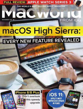 Macworld UK November 2017