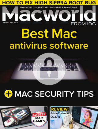 Macworld UK January 2018