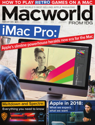 Macworld UK February 2018
