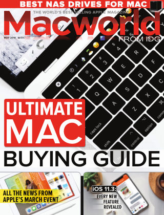 Macworld UK May 2018