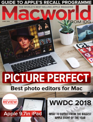 Macworld UK June 2018