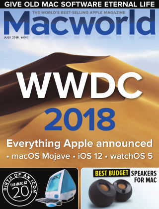 Macworld UK July 2018
