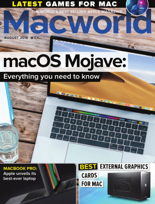 Macworld UK August 2018
