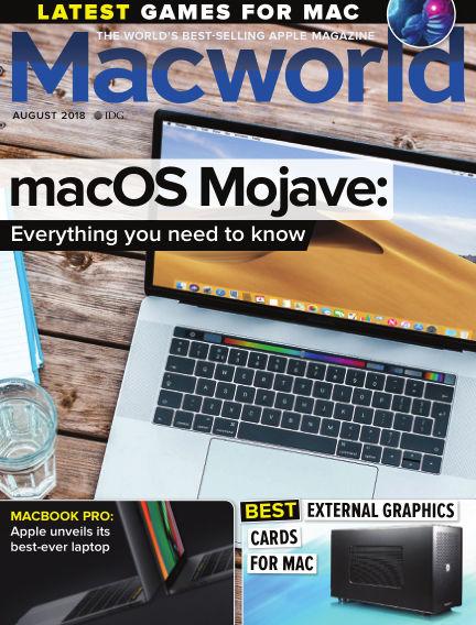Macworld UK July 27, 2018 00:00
