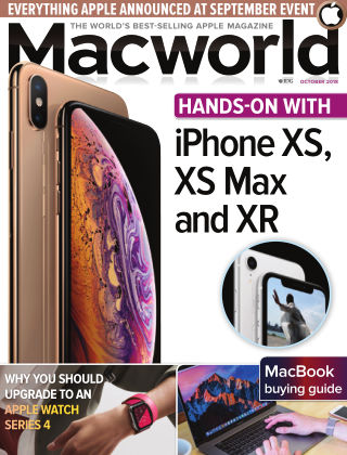 Macworld UK October 2018