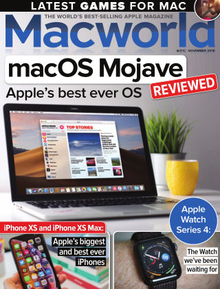 Macworld UK November 2018