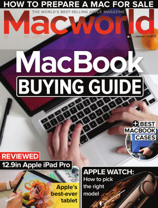 Macworld UK January 2019