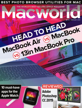 Macworld UK February 2019