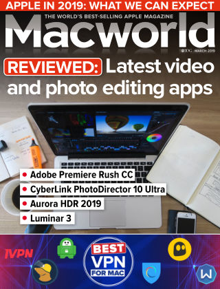 Macworld UK March 2019