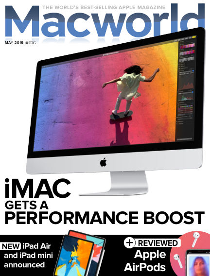 Macworld UK April 12, 2019 00:00