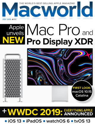 Macworld UK July 2019