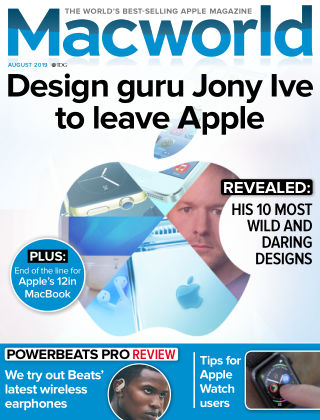 Macworld UK August 2019