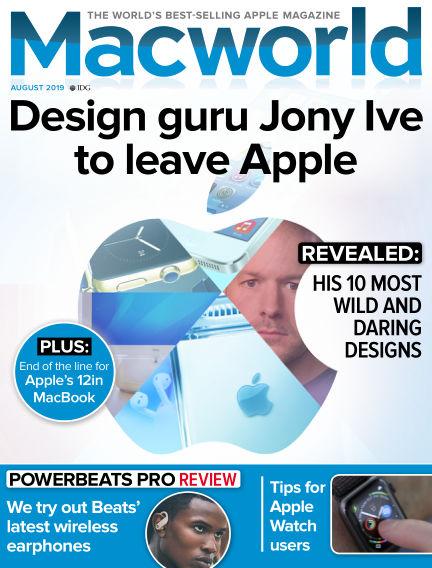 Macworld UK July 26, 2019 00:00