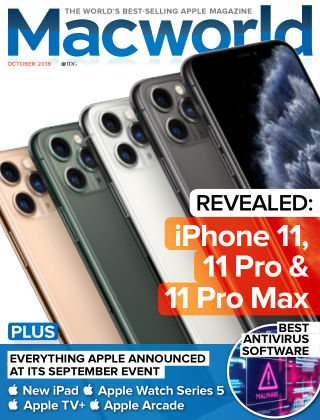 Macworld UK October 2019