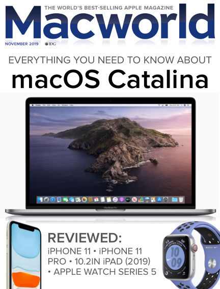 Macworld UK October 18, 2019 00:00