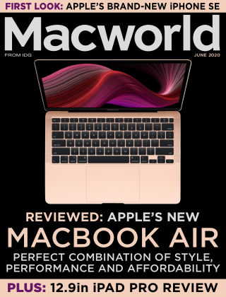 Macworld UK June 2020