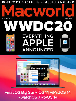 Macworld UK August 2020