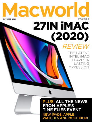 Macworld UK October 2020