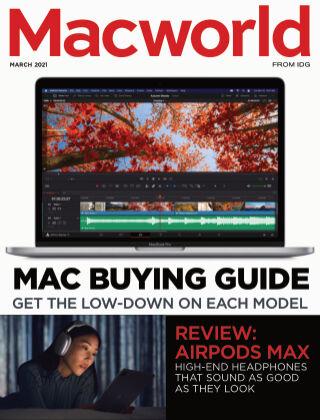 Macworld UK March 2021