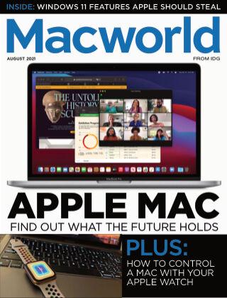 Macworld UK August 2021