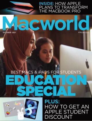 Macworld UK October 2021