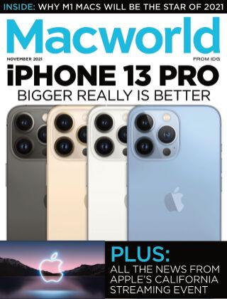 Macworld UK November 2021