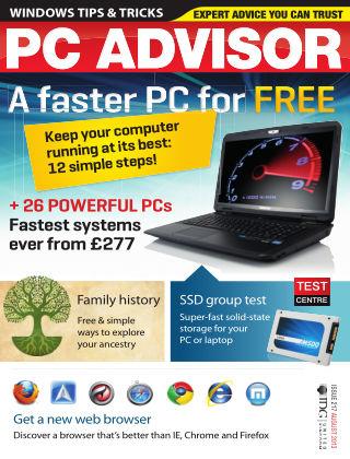 PC Advisor August 2013
