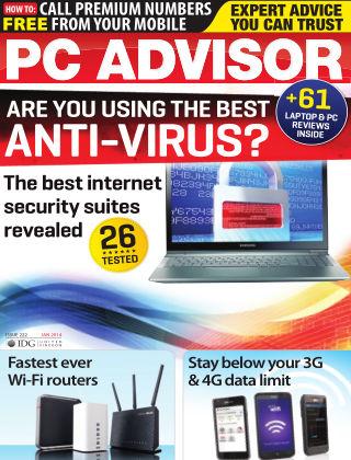 PC Advisor January 2014