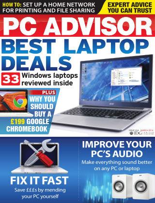 PC Advisor March 2014