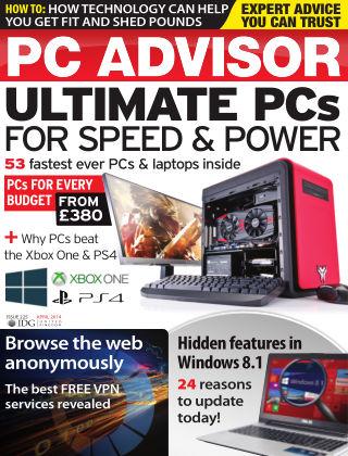 PC Advisor April 2014