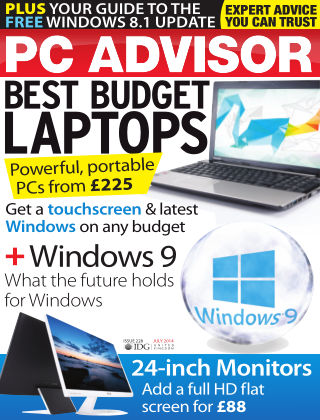 PC Advisor July 2014