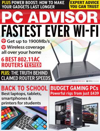 PC Advisor November 2014