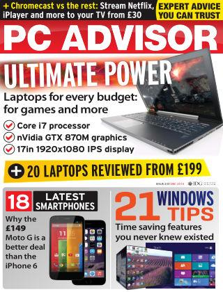 PC Advisor December 2014
