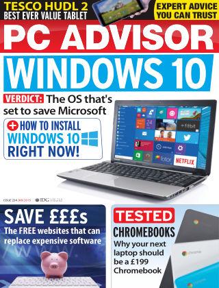 PC Advisor January 2015