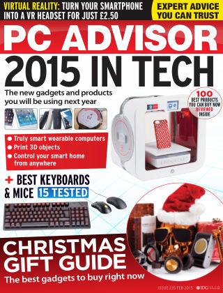 PC Advisor February 2015