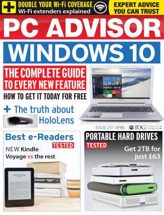 PC Advisor April 2015