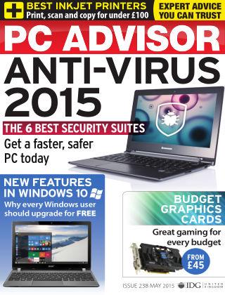 PC Advisor May 2015
