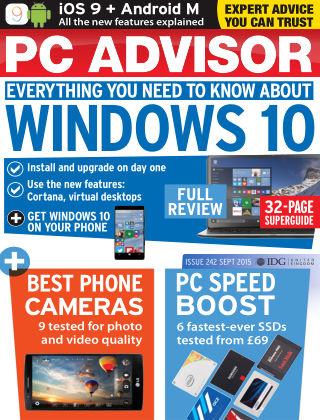 PC Advisor September 2015