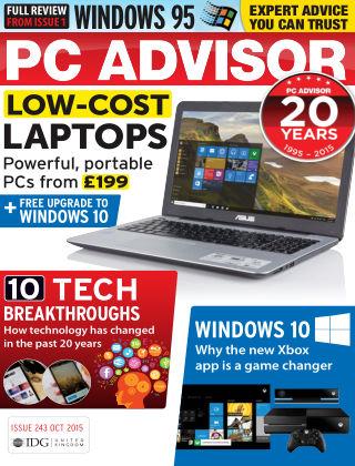 PC Advisor October 2015