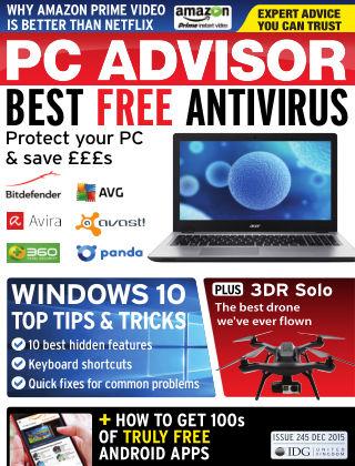 PC Advisor December 2015