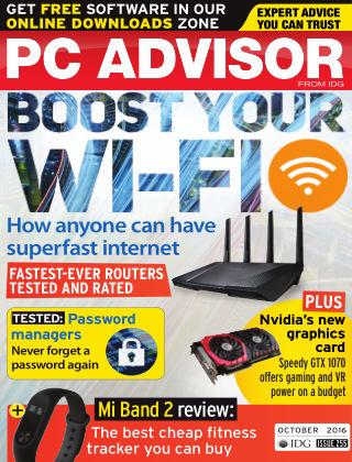 PC Advisor October 2016