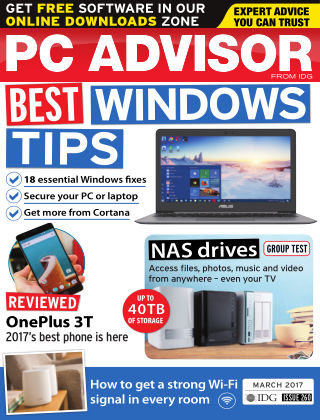 PC Advisor March 2017