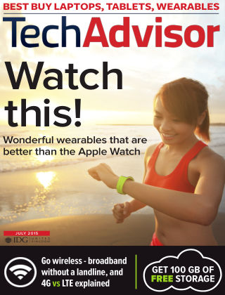 Tech Advisor July 2015