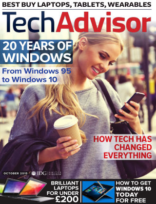 Tech Advisor October 2015