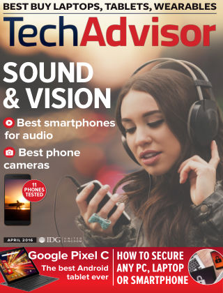 Tech Advisor April 2016