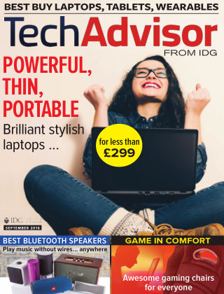 Tech Advisor September 2016