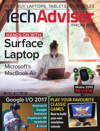 Tech Advisor August 2017